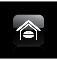 Sandwiches icon vector