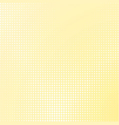 yellow dotted background vector image
