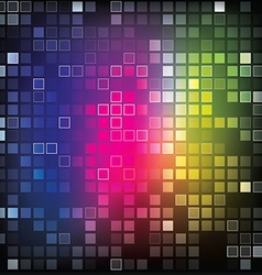 BackgroundMosaic vector image