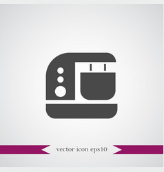 blender icon simple vector image