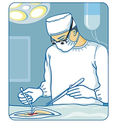 Surgeon vector