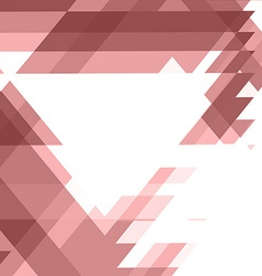 Background abstract red vector
