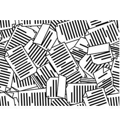 Paperwork pattern texture vector