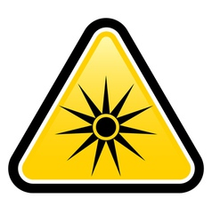 Safety signs warning triangle sign vector