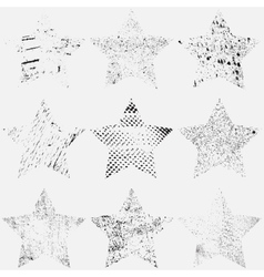 Set Star vector image