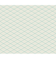Isometric Seamless Retro Background vector