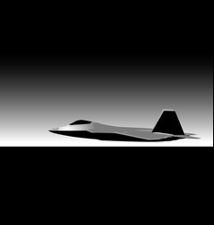 Lockheed martin f-22 raptor vector
