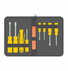 Tool kit maintenance vector