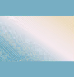 Abstract lines curve pastel color background vector