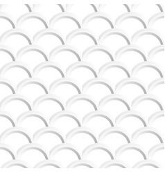 White decorative texture - seamless pattern vector