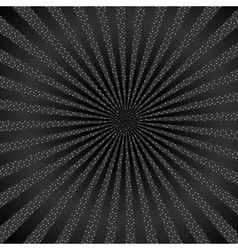 Abstract Background Starburst halftone eps10 vector image vector image