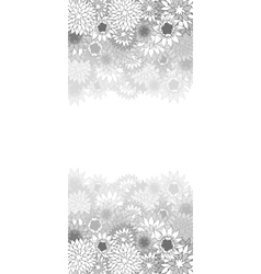 Hand-Drawn FLowers Sketchy Notebook Doodles vector image