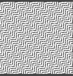 Intersecting lines grid mesh pattern seamlessly vector