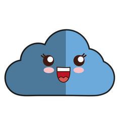 Cloud icon image vector