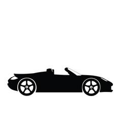 sport car 3 vector image