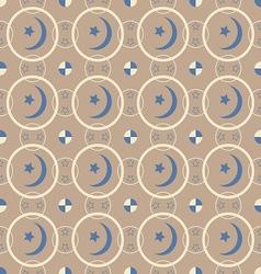 Religion Pattern 2 vector image
