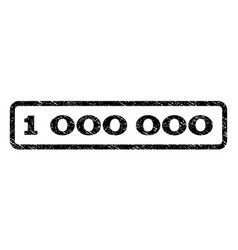 1 000 000 watermark stamp vector