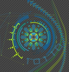 Abstract decorative vector