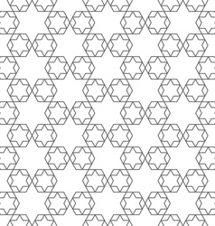 Abstract delicate arabic seamless pattern with vector
