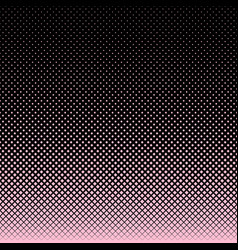 abstract halftone square pattern background vector image