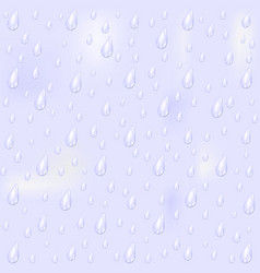 Gentle pale lilac pattern with transparent vector