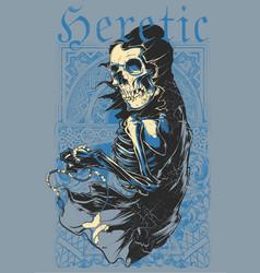 Heretic death vector
