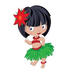 little dancer vector image