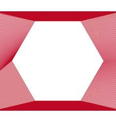 border ornamenta vector image