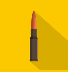 Bullet icon flat style vector