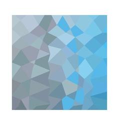 Clair de Lune Grey Abstract Low Polygon Background vector