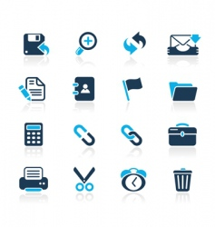 Interface icons vector