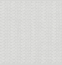 Natural grey french woven linen texture background vector