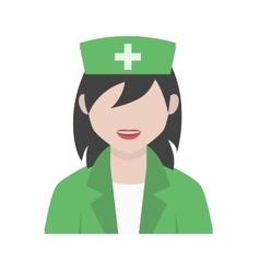 Nurse Hospital vector