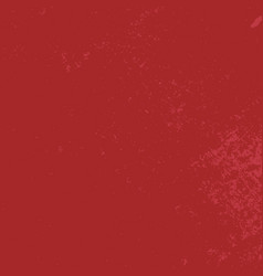 red grunge background vector image