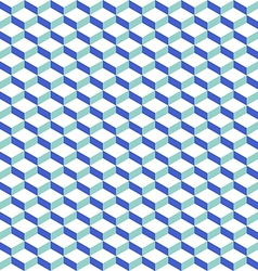 Abstract seamless geometric modern background vector image vector image