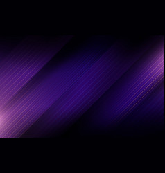 abstract purple straight stripes background vector image