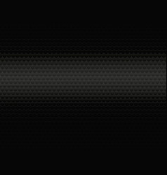 Dark metalic plate sheet vector