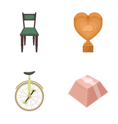 Furniture circus and other web icon in cartoon vector