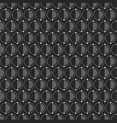 pattern 273 linear circles copy vector image