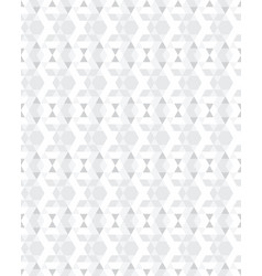 seamless polygonal patterns vector image
