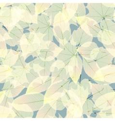 Transparent Autumn Leaves plus EPS10 vector image vector image