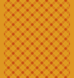 geometric shapes pattern yellow background vector image
