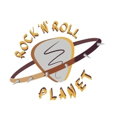 Rock And Roll Logo vector