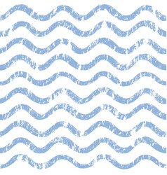 wave-brush-pattern-2-a vector image