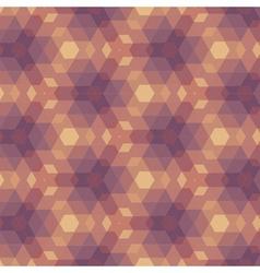 beige violet geometric pattern 6 vector image
