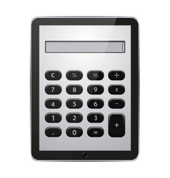 concept computer tablet vector image