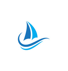 cruise ship icon design vector image