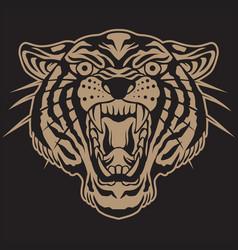 eagle drawing animal logo usa america vector image