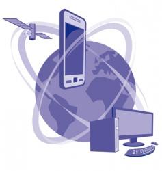 Global communication vector