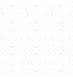 light gray dotted seamless background vector image